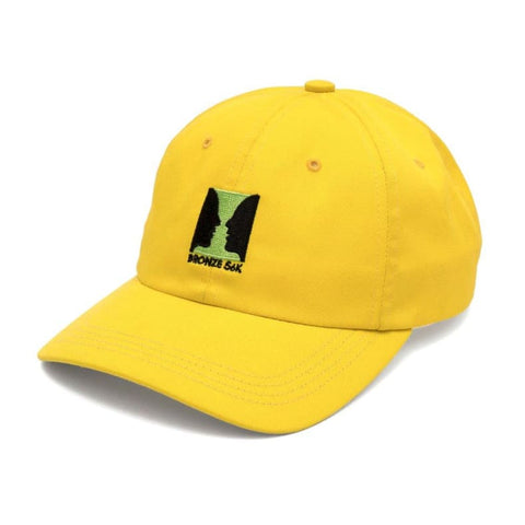 BRONZE 56K ILLUSION CAP - YELLOW