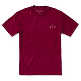 PRIMITIVE YOUTH TEE - ISLAND BURGUNDY