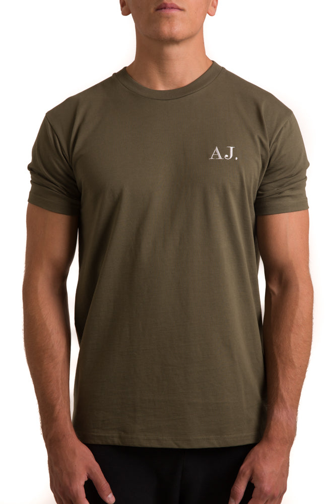 The AJ. - Khaki - AJ & Co.