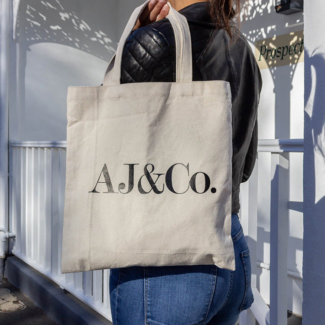 Classic Tote Bag - AJ & Co.