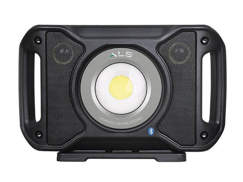 Audio Work Light - 5000 Lumen