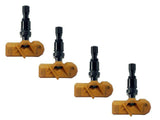 iM Aftermarket Black Metallic (+$20.00) Set of 4 Sensors for 2008 Mitsubishi Raider | IM2413 TPMS Sensor