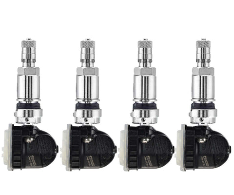 Set of 4 Sensors for 2018 Subaru Crosstrek | 28103FL00A OEM TPMS Sensor
