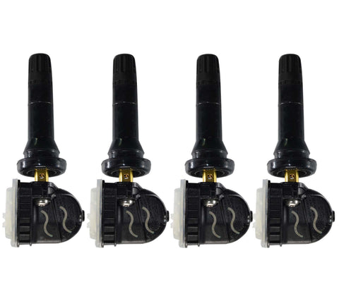 Set of 4 Sensors for 2018 Ford F-Series Super Duty | HC3Z-1A189A TPMS Sensor