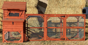 Orpington Lodge Chicken Coop  6+ Chickens - the Chicken Coop Company
