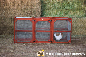 Orpington Lodge Run Extension - the Chicken Coop Company