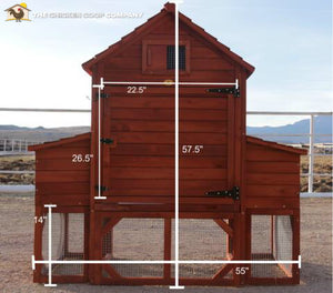 Orpington Lodge Hen House only. IN STOCK! - the Chicken Coop Company