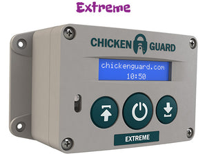 Automatic Chicken Coop Door Opener - Extreme - the Chicken Coop Company
