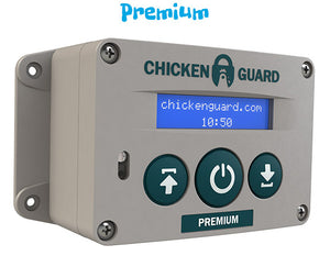 Automatic Chicken Door Opener - Premium