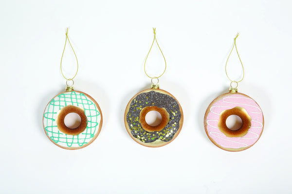 Donut Ornament Set - Harper East Boutique