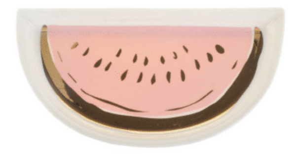 Watermelon Trinket Tray - Harper East Boutique