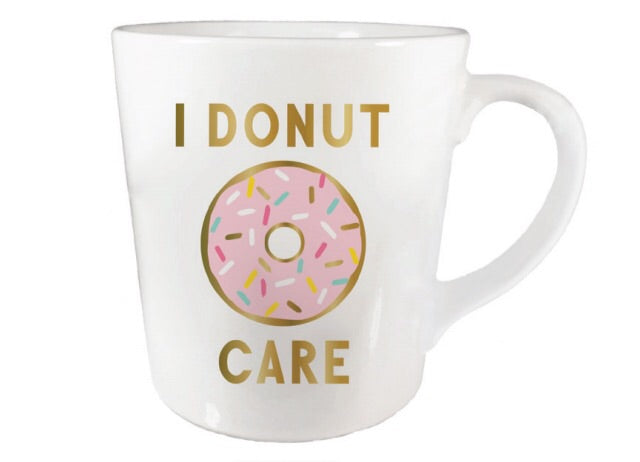 I Donut Care Coffee Mug - Harper East Boutique