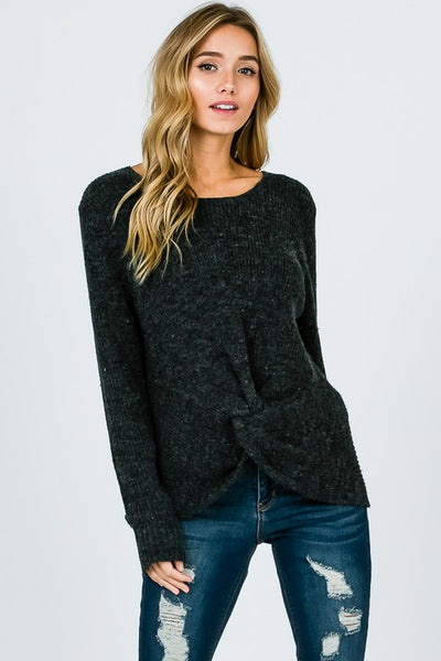 Knot That Into You Sweater