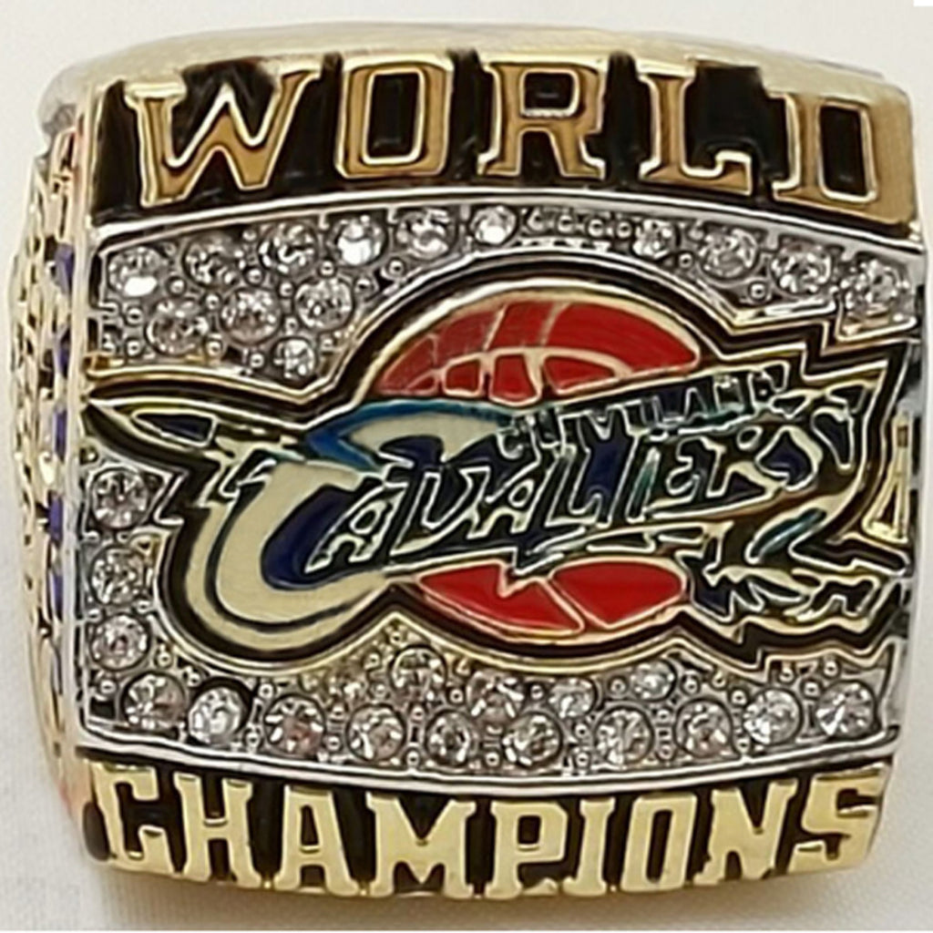Cleveland Cavaliers NBA World Championship Ring