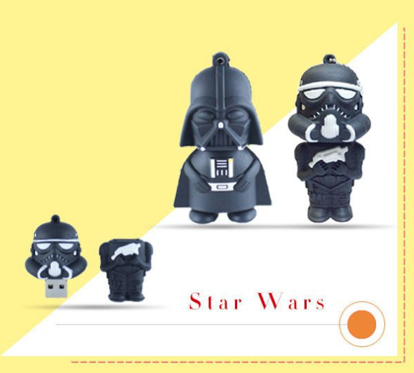 Star Wars USB Flash Drive 16GB