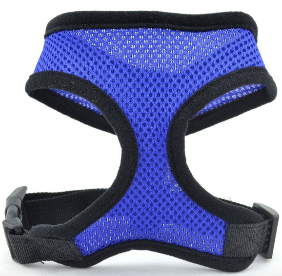 BREATHABLE FOUR PAWS COMFORT DOG HARNESS
