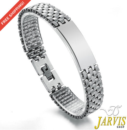 Man Magnet Health Jewelry Bracelets