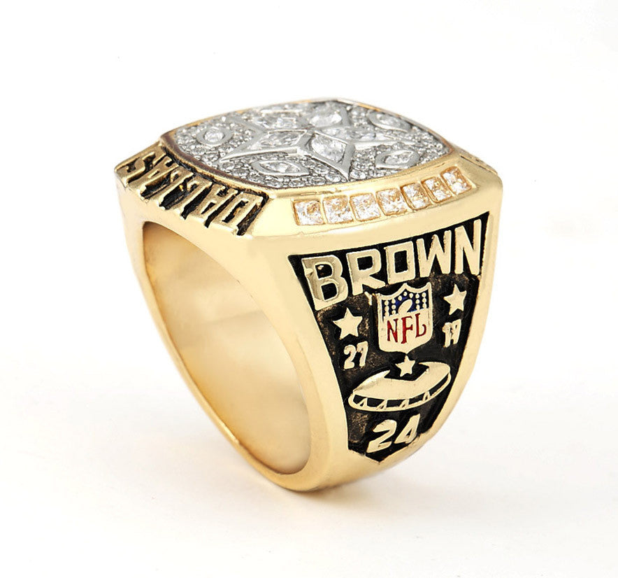 Championship Ring Super Bowl Football