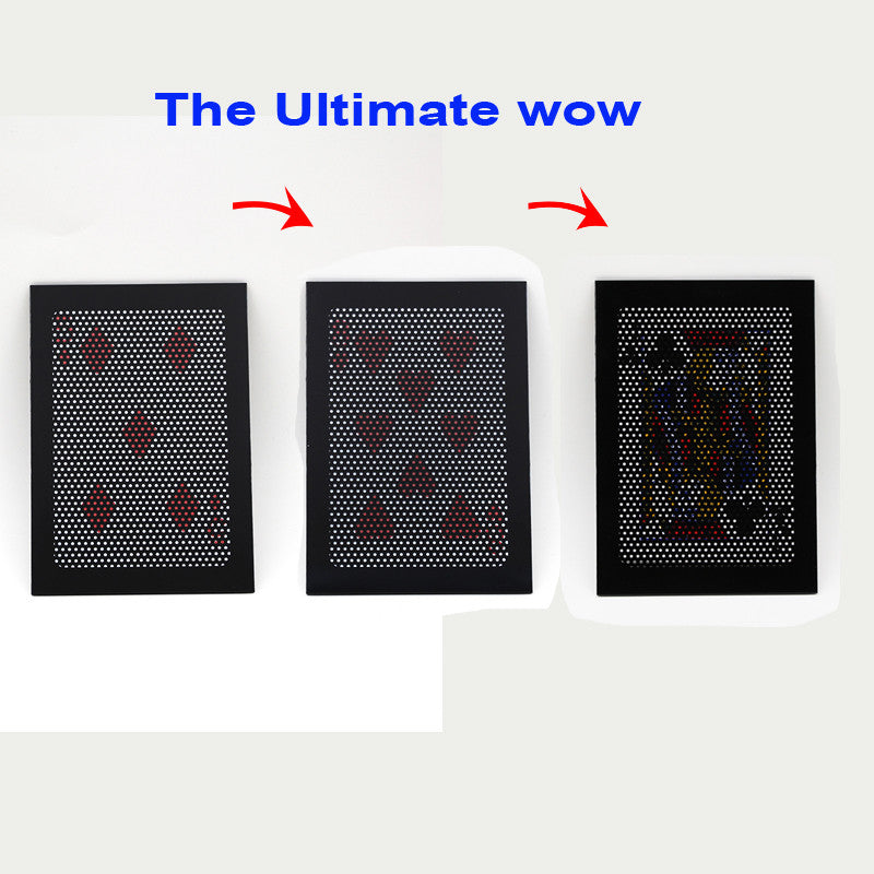 The ultimate wow 3.0 version change twice ultimate exchange magic tricks magic props