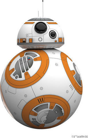 SPHERO - BB-8 APP-ENABLED DROID BY SPHERO - WHITE