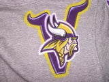 Airbrushed Vikings Logo