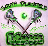 Lacrosse-Airbrushed-T-Shirt