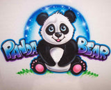 Panda Bear personalized T-Shirt