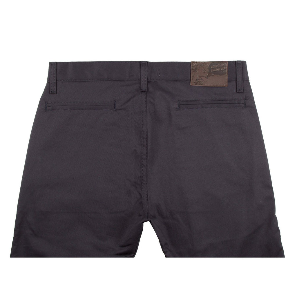 Naked & Famous - Slim Chino - Navy Stretch Twill