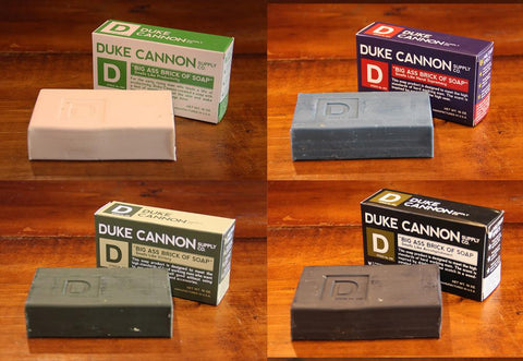 Duke Cannon - Big Ass Brick of Soap
