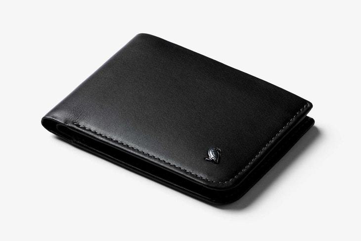 Bellroy - Hide & Seek Lo Wallet RFID - Black - City Workshop Men's Supply Co.