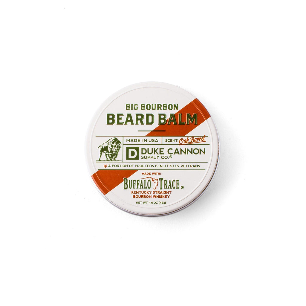 Duke Cannon - Big Bourbon Beard Balm - City Workshop Men's Supply Co.
