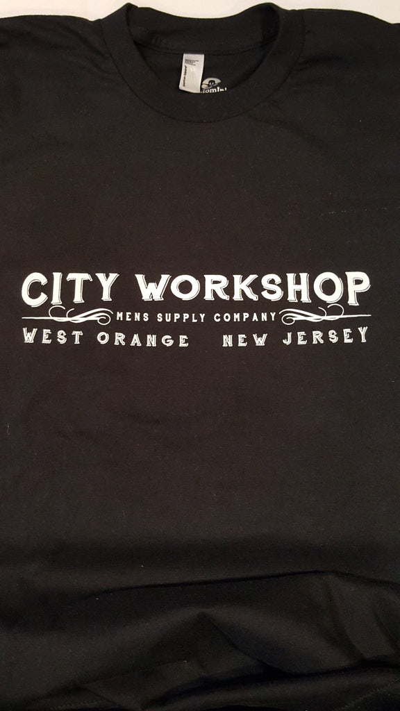 City Workshop West Orange Tee - City Workshop Men's Supply Co.
