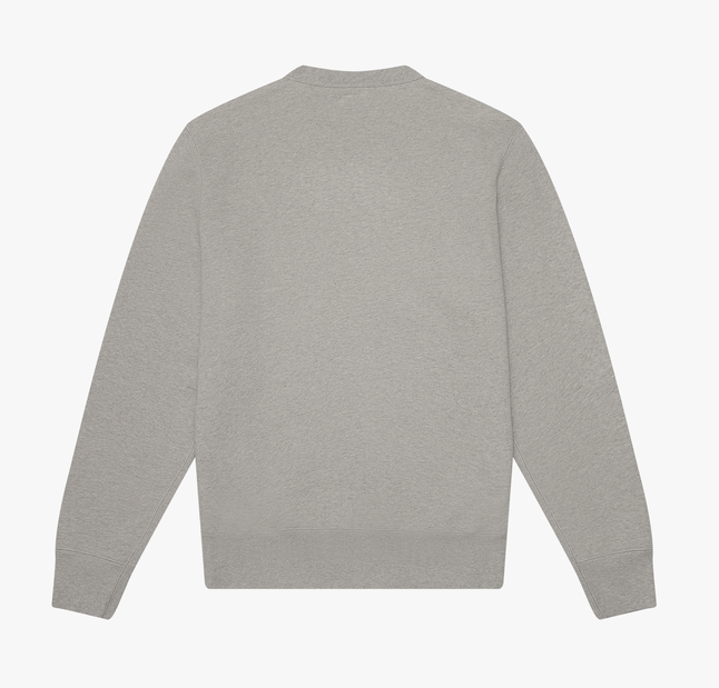 Knickerbocker Mfg. Co. - Core Logo Standard Crew - Heather Grey