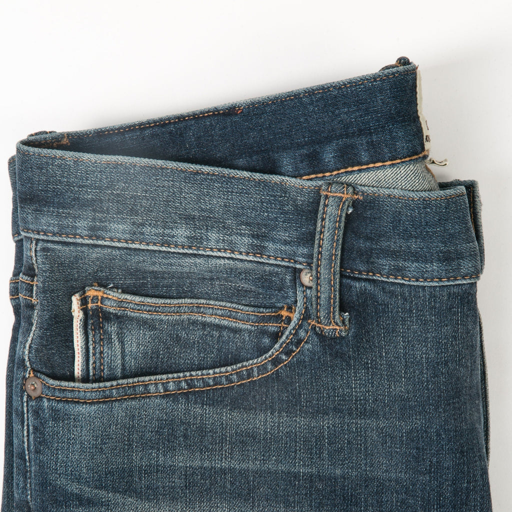 "KATO' 4-Way Stretch Selvedge ""The Pen"" Rain - City Workshop Men's Supply Co."