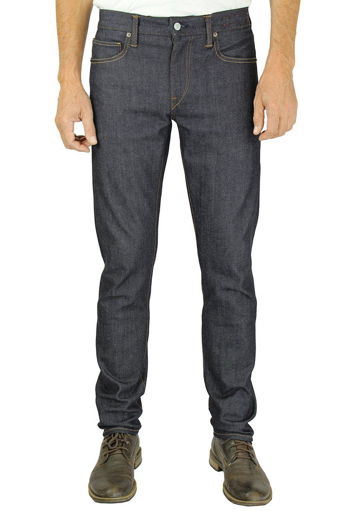 "KATO' 4-Way Stretch Selvedge ""The Pen"" Raw - City Workshop Men's Supply Co."