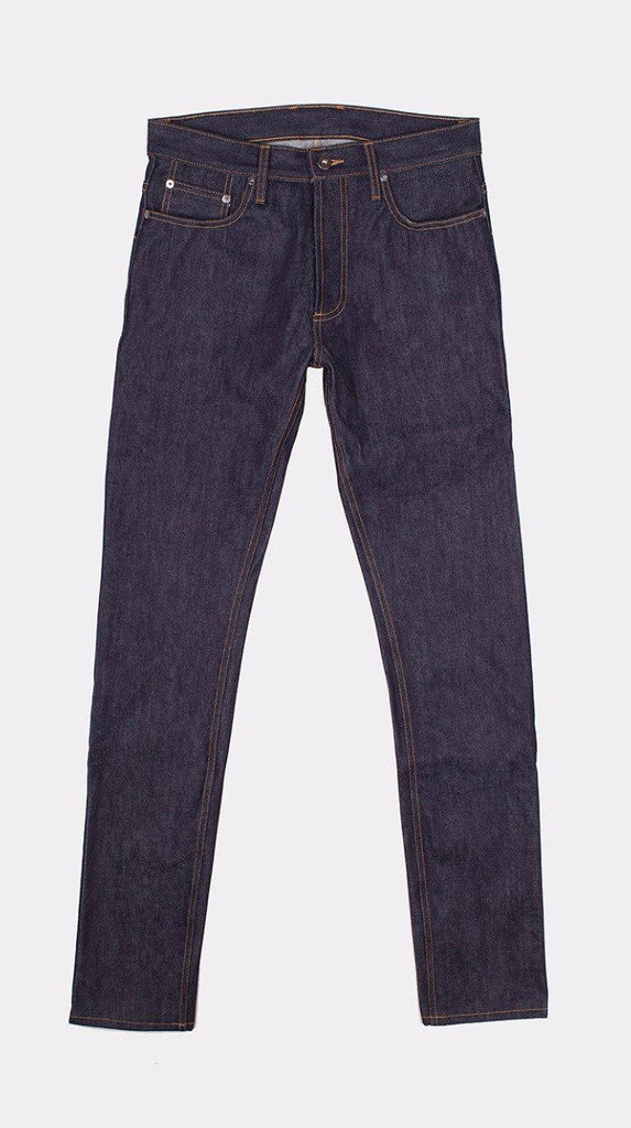 3sixteen ST-100x Raw Indigo Selvedge - City Workshop Men's Supply Co.