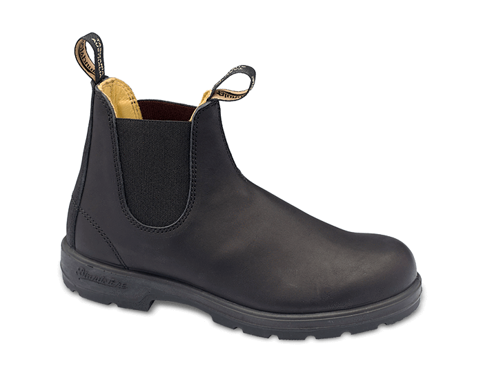 Blundstone Men's Super 550 Boots - Black #558 - City Workshop Men's Supply Co.