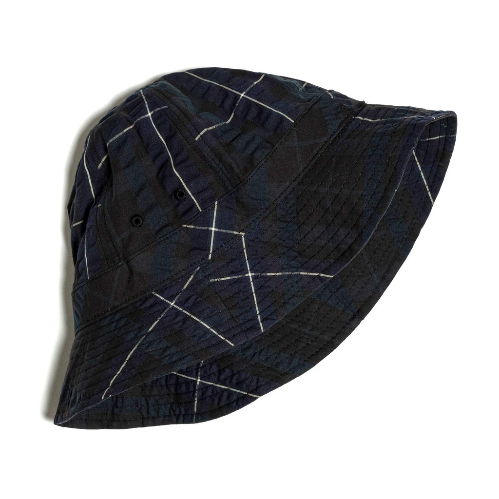 Eastlogue - Bucket Hat - Black Watch Tartan