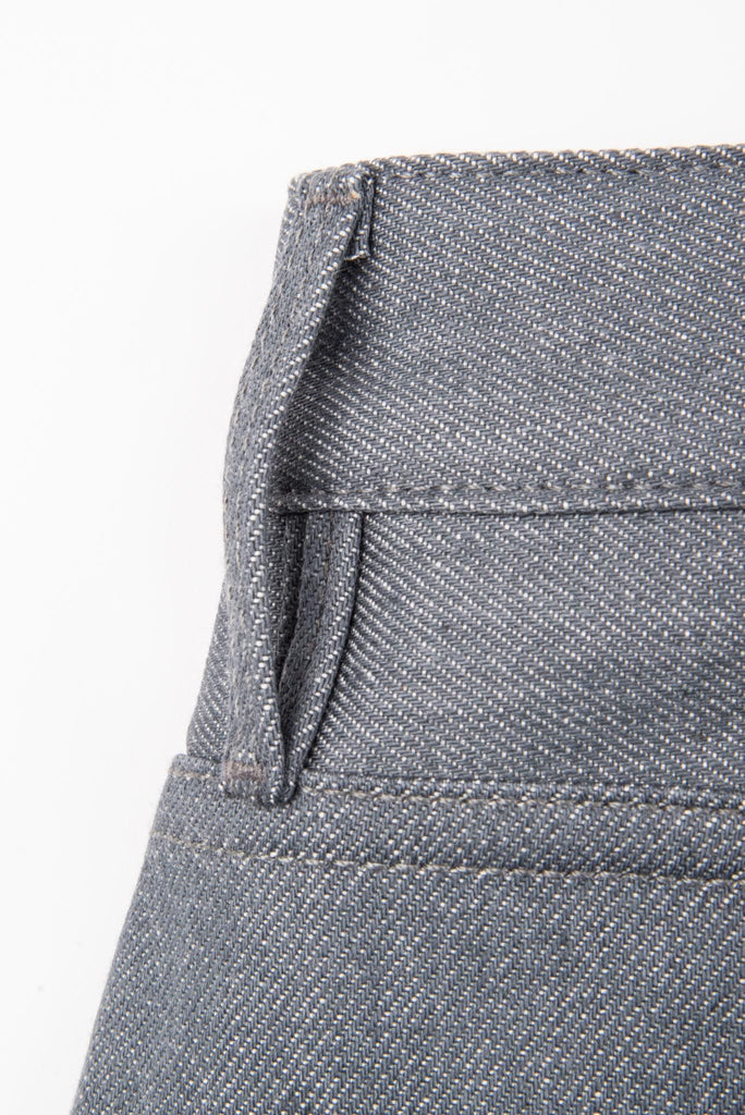 Freenote Cloth - Portola Classic Taper 13oz Grey Denim