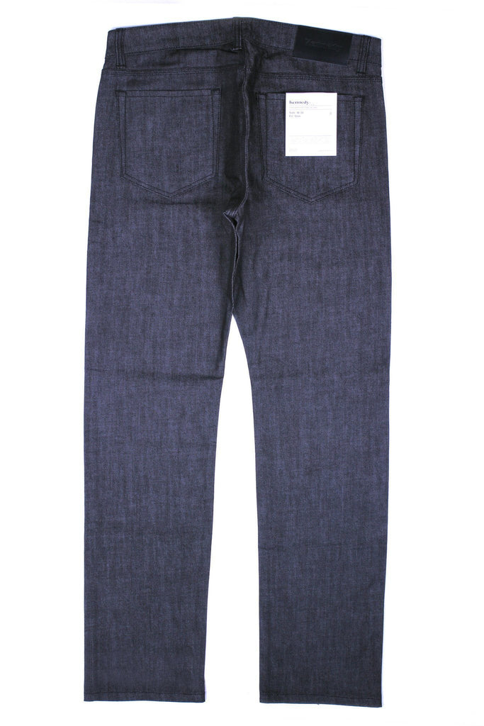 Kennedy Denim - The New Standard Raw - Raw Black - City Workshop Men's Supply Co.