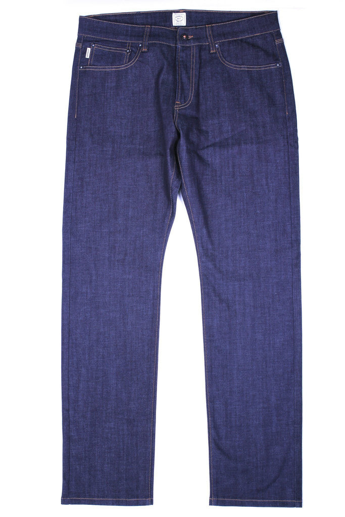 Kennedy Denim - The New Standard Raw - Raw Indigo - City Workshop Men's Supply Co.