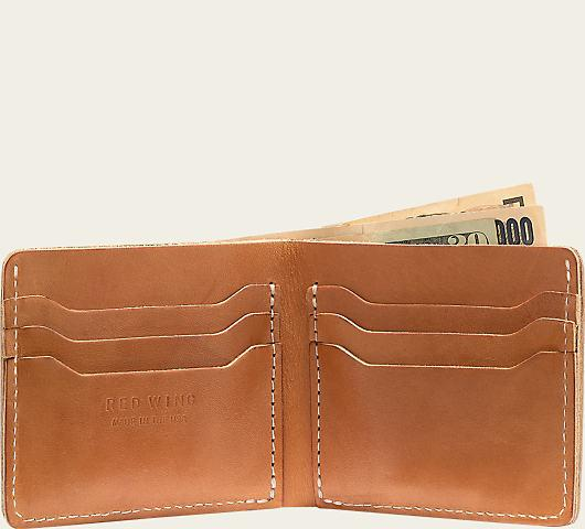 Red Wing Classic Bifold - City Workshop Men's Supply Co.