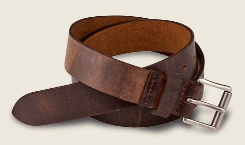 Red Wing Heritage Leather Belt - Copper Rough & Tough Leather