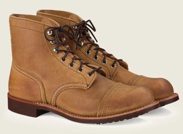 Red Wing Heritage Iron Ranger #8083 // Hawthorne Muleskinner Leather - City Workshop Men's Supply Co.