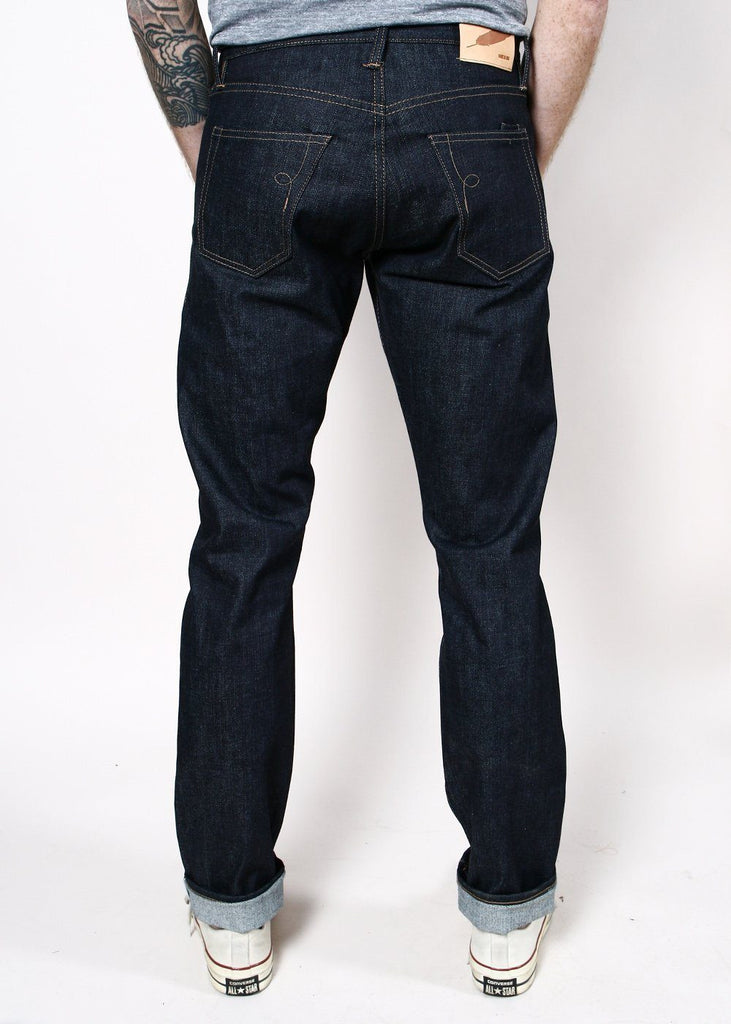 Rogue Territory - Standard Issue 15oz Proprietary Indigo Denim - City Workshop Men's Supply Co.