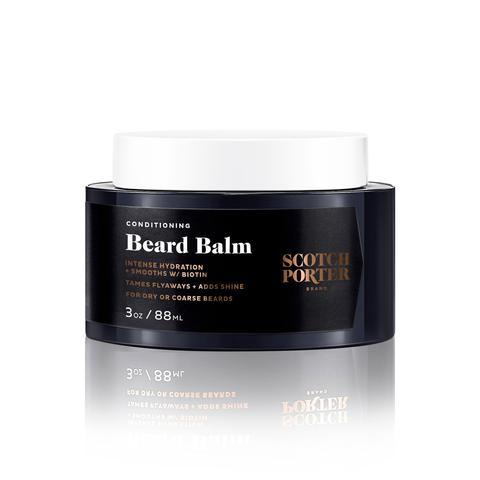 Scotch Porter - Conditioning Beard Balm 3oz.