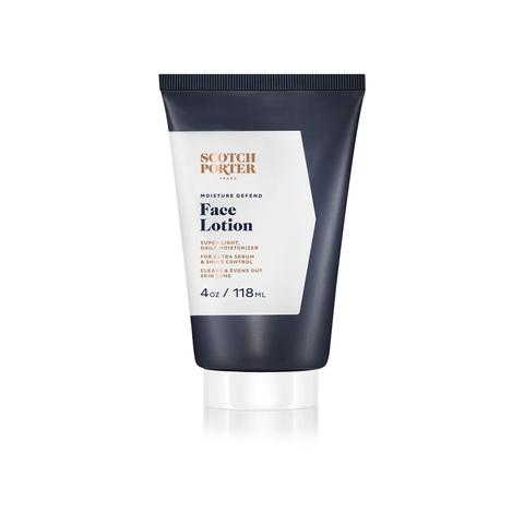 Scotch porter - Moisture Defend Face Lotion 4oz.