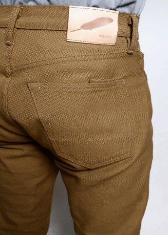 Rogue Territory - 15oz Copper Selvedge Canvas Strong Taper