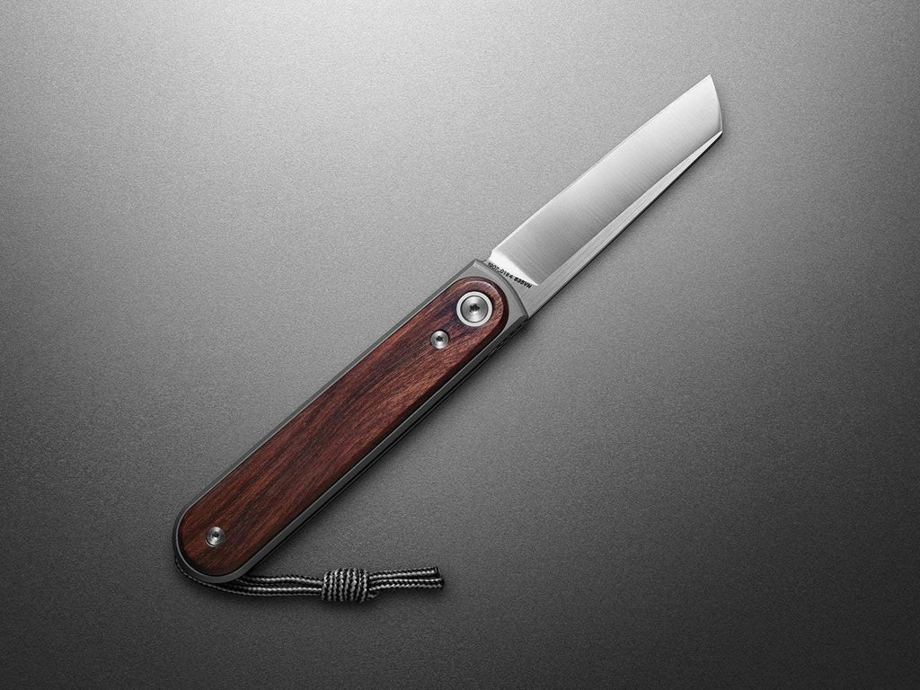 The James Brand - The Duval - Rosewood + Stainless