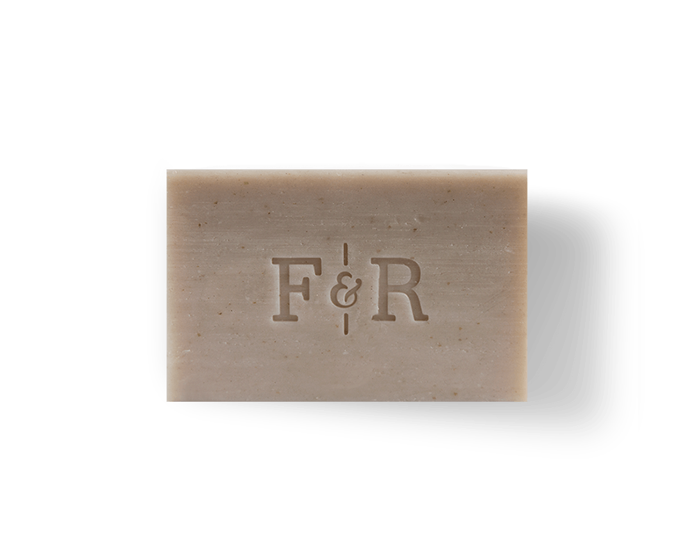 Fulton & Roark - Bar Soap - City Workshop Men's Supply Co.